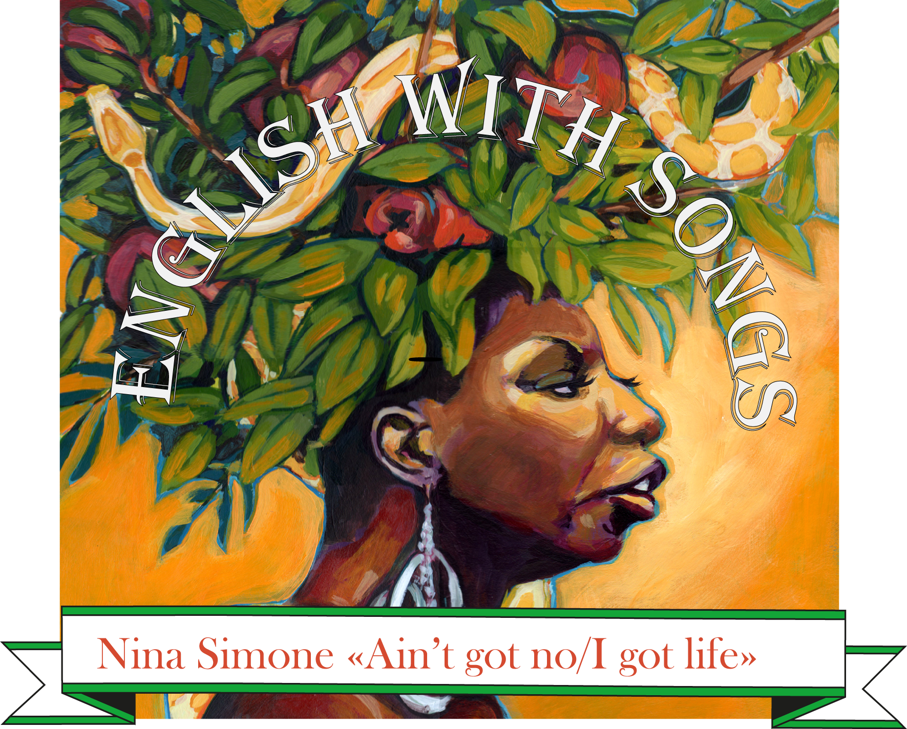 Nina Simone - English with songs